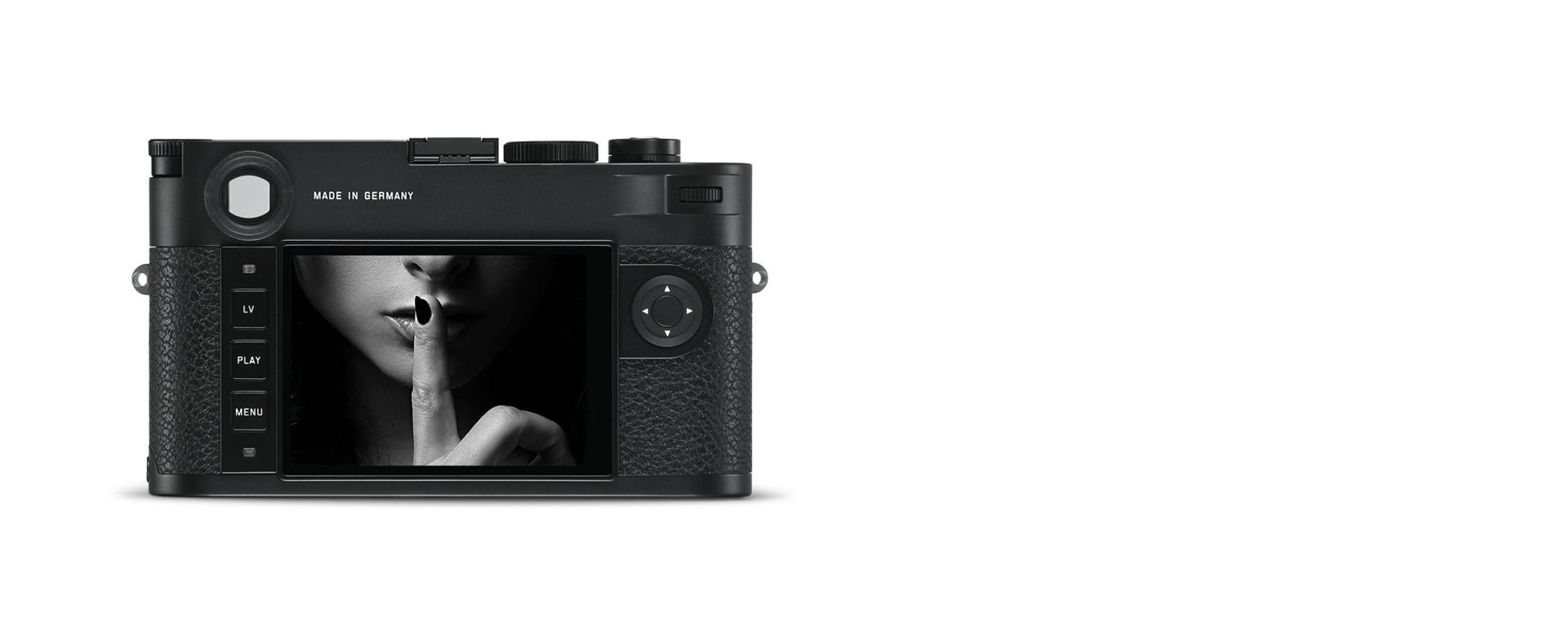 Neu Die Leica M10 P Graphicart Ag